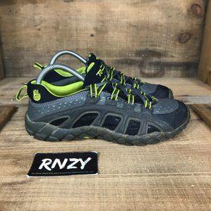 Teva Gamma Pro Water Shoe Gray Green